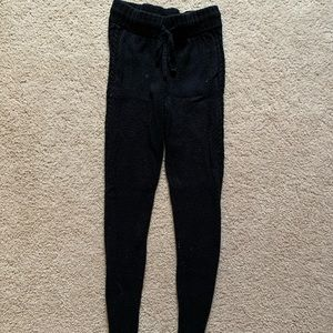 Cozy Leggings (Black)